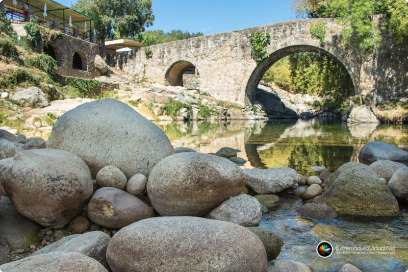 Extremadura Virtual Garganta De Cuartos